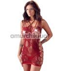 Комплект Mandy Mystery Lingerie Kleid красный: платье + трусики-стринги - Фото №1
