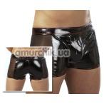 Мужские латексные плавки-боксеры Lack Herren Pants № 1 - Фото №1