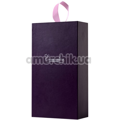Универсальный массажер Eromantica Uma, фиолетовый