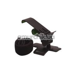 Крепление для телефонов Fleshlight PhoneStrap, черное - Фото №1