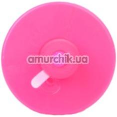 Анальная пробка с вибрацией Popo Pleasure 731316, розовая