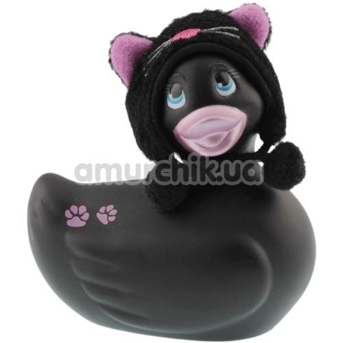 Клиторальный вибратор I Rub My Duckie Hoodie Black, черный - Фото №1