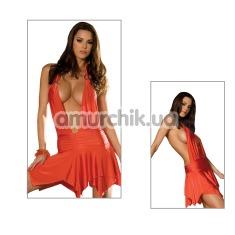 Платье Midnight Club Dress красное (модель CL082) - Фото №1