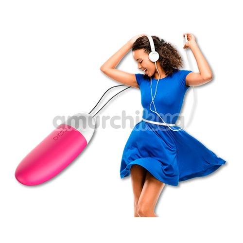 Клиторальный вибратор Magic Motion Smart Mini Vibe, розовый