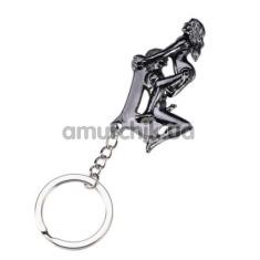 Брелок Funny Sexy Keychain Upper Woman