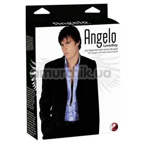Кукла Angelo loverboy