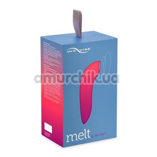 Симулятор орального секса для женщин We-Vibe Melt (ви вайб мелт розовый)