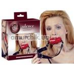 Кляп Silence Mouth Gag, красный - Фото №1