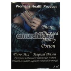 Купить Микс феромонов Phero Charged Money Potion 5 мл для женщин
