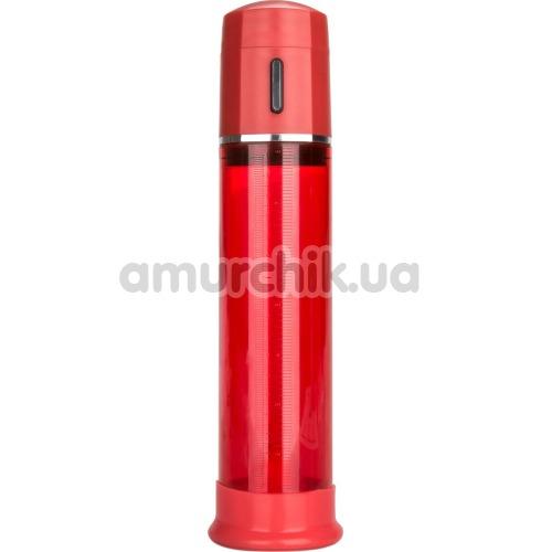 Вакуумная помпа Advanced Firemans Pump, красная