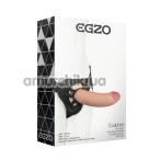 Страпон Egzo Evolution 282094, телесный - Фото №1