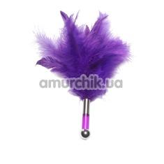 Купить Перышко для ласк Lelo Tantra, фиолетовое