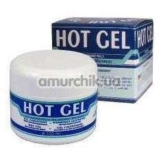 Разогревающий лубрикант Hot Gel