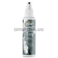 Антибактериальный спрей для очистки секс-игрушек Pjur Woman Toy Cleaner, 100 мл - Фото №1
