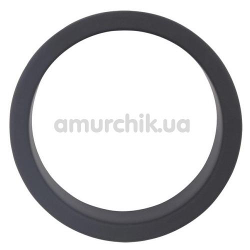 Эрекционное кольцо GK Power Cock Sweller No.7, черное