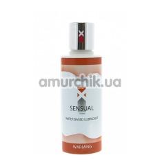 Лубрикант XSensual Water Based Lubricant Warming - согревающий эффект, 150 мл - Фото №1