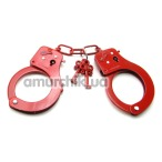 Наручники Designer Cuffs, красные