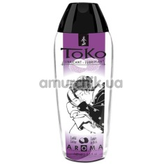 Оральный лубрикант Shunga Toko Lustful Litchee - личи, 165 мл - Фото №1