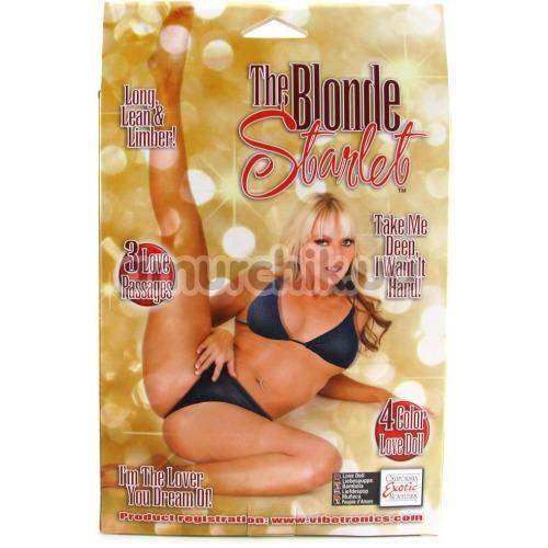 Секс-кукла The Blonde Starlet