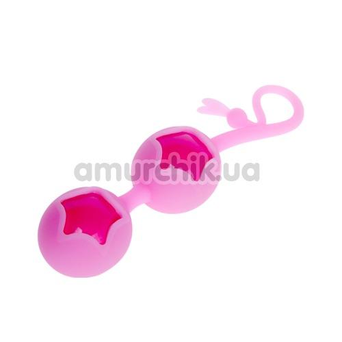 Вагинальные шарики Cute Love Balls, розовые