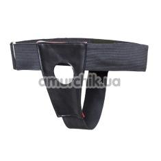 Трусики для страпона Suitable For All Of The Penis, черные - Фото №1