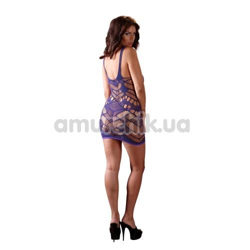 Платье-сетка Mandy Mystery Kleid 271488, фиолетовое