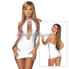 Платье Sexy Seductress Dress белое (модель CL005) - Фото №1