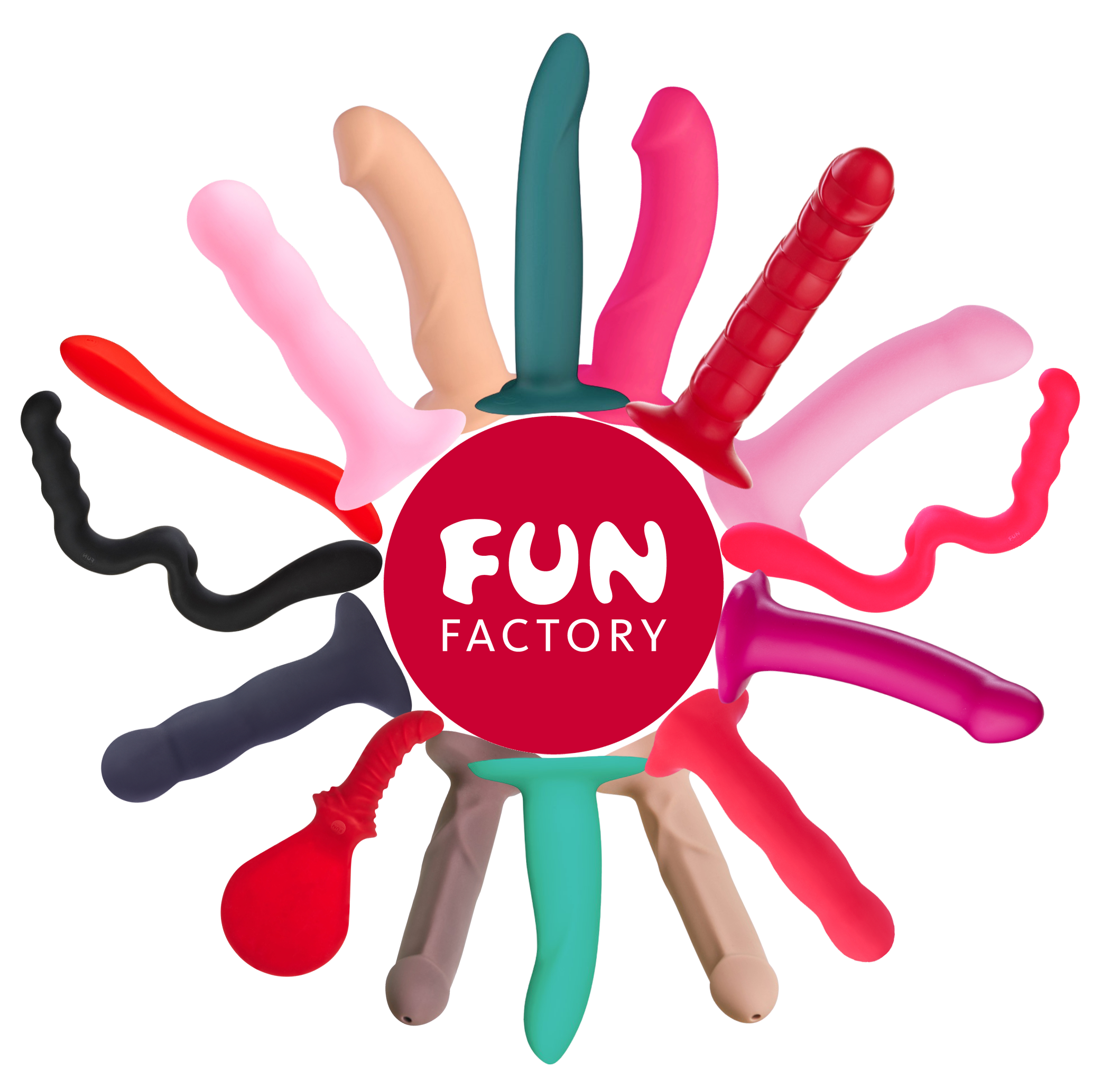 Фаллоимитаторы Fun Factory