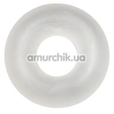 Эрекционное кольцо Stretchy Silicone Cockring прозрачное