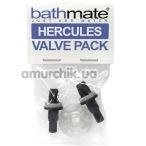 Набор для ремонта клапана гидропомп Bathmate Hercules Valve Pack, чёрный - Фото №1