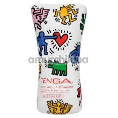 Мастурбатор Tenga Keith Haring Soft Tube Cup - Фото №1