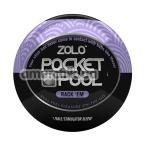 Мастурбатор Zolo Pocket Pool - Rack Em - Фото №1