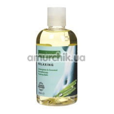 Пена для ванны Intimate Organics Relaxing Lemongrass & Coconut, 240 мл - Фото №1