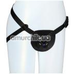 Трусики для страпона For You Beginner's Harness, черные - Фото №1
