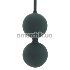 Вагинальные шарики Fifty Shades of Grey Tighten and Tense Silicone Jiggle Ball - Фото №1