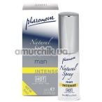 Духи с феромонами Hot Natural Spray Man Intense, 5 мл для мужчин