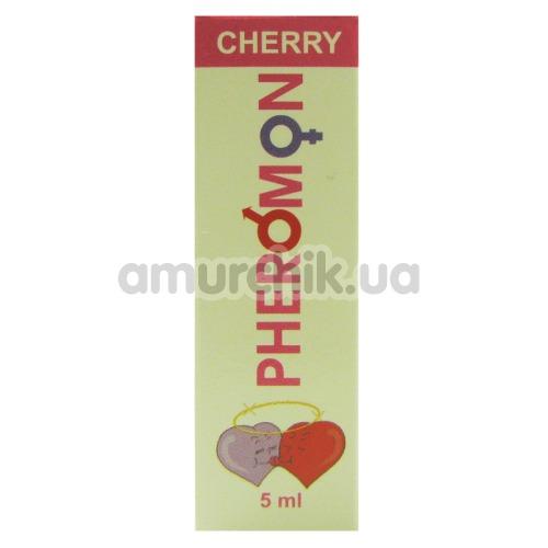 Духи с феромонами Mini Max Cherry №4 - реплика Lolita Lempicka, 5 мл для женщин