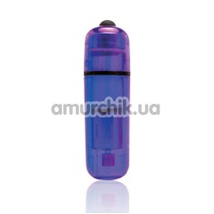 Клиторальный вибратор Buzzin' Bullet, фиолетовый - Фото №1