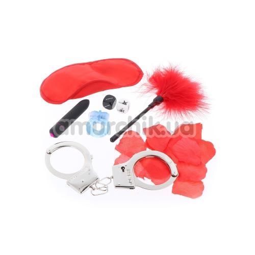 Набор The Naughty Birthday Kit, красный - Фото №1