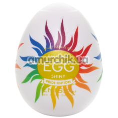 Мастурбатор Tenga Egg Shiny Pride Edition - Фото №1