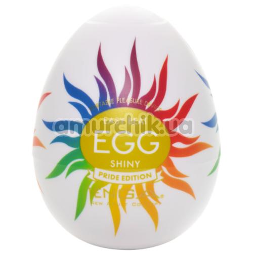 Мастурбатор Tenga Egg Shiny Pride Edition - Фото №1
