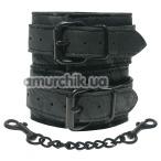 Наручники Sportsheets Midnight Lace Cuffs, чёрные - Фото №1