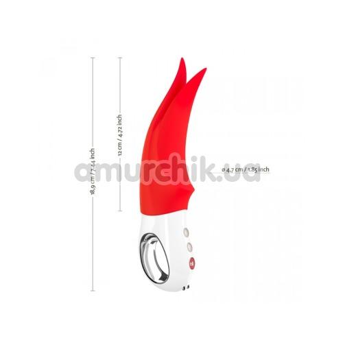 Вибратор Fun Factory Volta Vibrator, красный