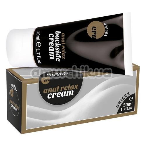 Анальный крем с расслабляющим эффектом Ero Anal Relax Backside Cream, 50 мл - Фото №1