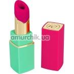 Симулятор орального секса для женщин Womanizer 2Go, розово-зеленый