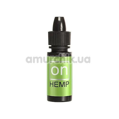 Возбуждающее масло Sensuva On Female Arousal Oil Hemp, 5 мл