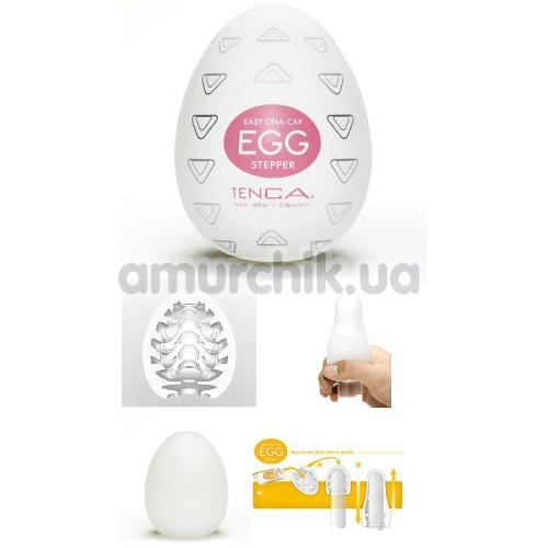 Мастурбатор Tenga Egg Stepper Чечеточник