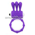 Виброкольцо Brazzers RE033, фиолетовое - Фото №1