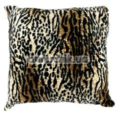 Подушка с секретом Small Valboa Pillow, леопардовая - Фото №1