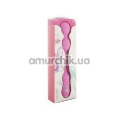 Вибратор Vibe Therapy Orbito, розовый